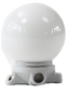 Preview: Lampe with milkglass view1