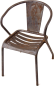 Preview: French Bistro Chair FT5 by Xavier Pauchard