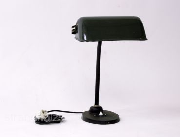 Bankerslamp lamp table lamp light Art Deco reading light