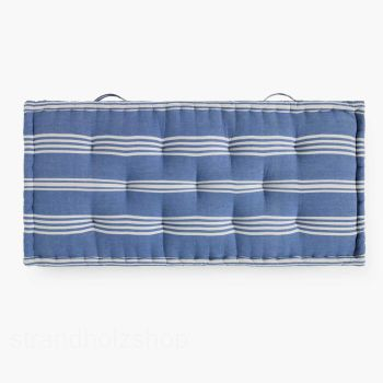 Floor cushion Rodas Blue  120x60x13 cm