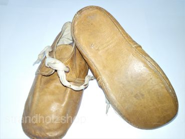 Children's Shoes Baby Vintage Leather