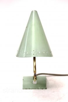 Lamp table lamp 1950s vintage