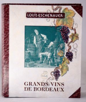 Louis Eschenauer gift box with wine