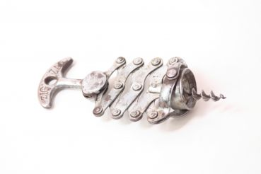 ZIG ZAG corkscrew from 1942 scissor corkscrew France