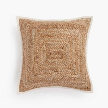 Jute cushion cover Ural 60x60 cm