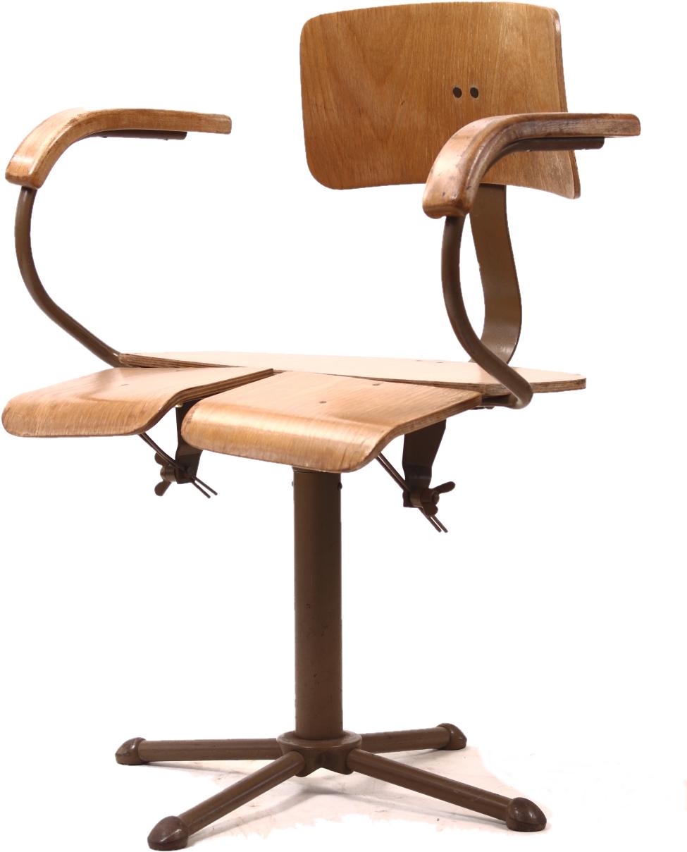 chaise d 39 architecte et chaise d 39 atelier industriel par drabert minden strandholzshop vintage. Black Bedroom Furniture Sets. Home Design Ideas