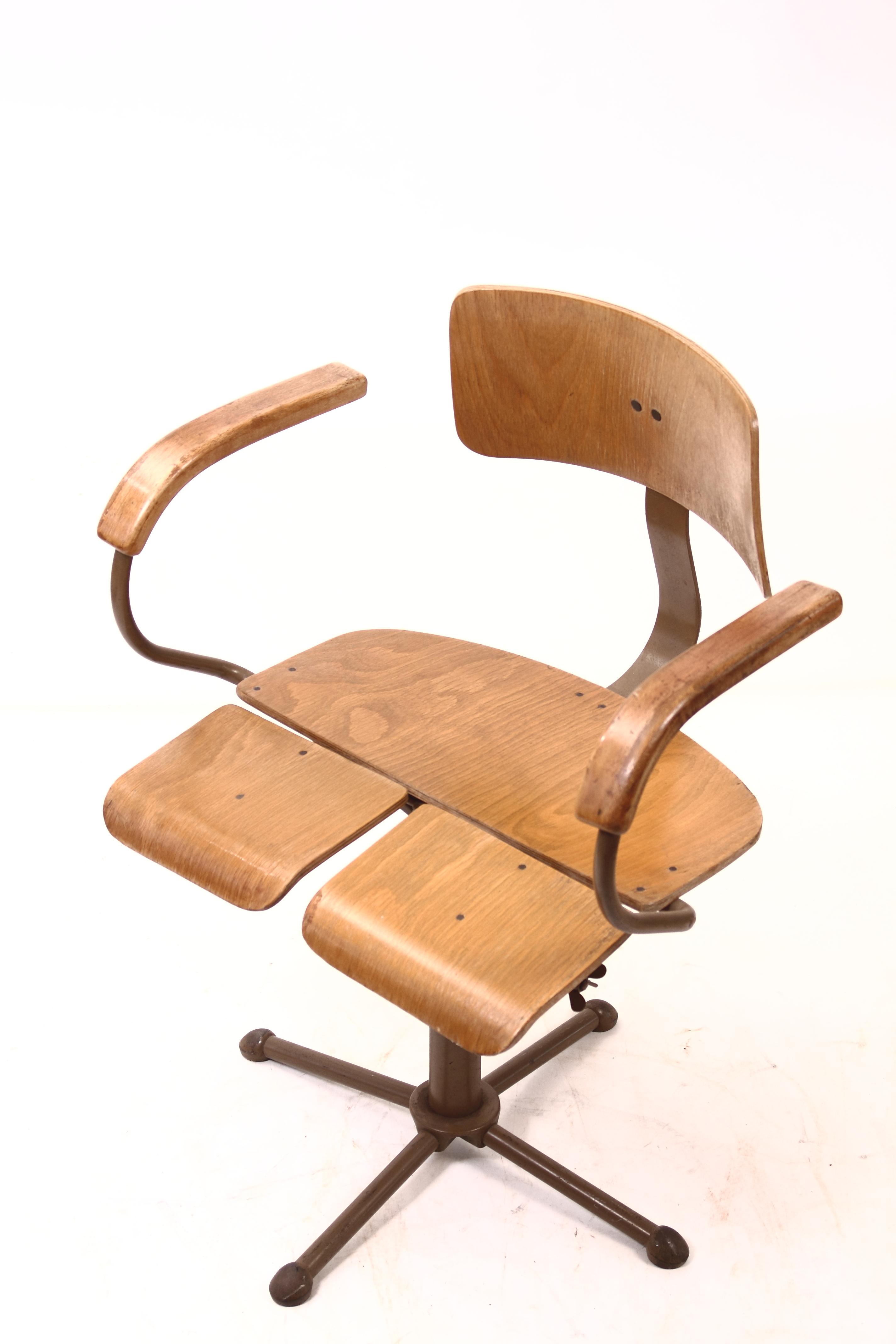Chaise DArchitecte Et DAtelier Industriel Par Drabert Minden