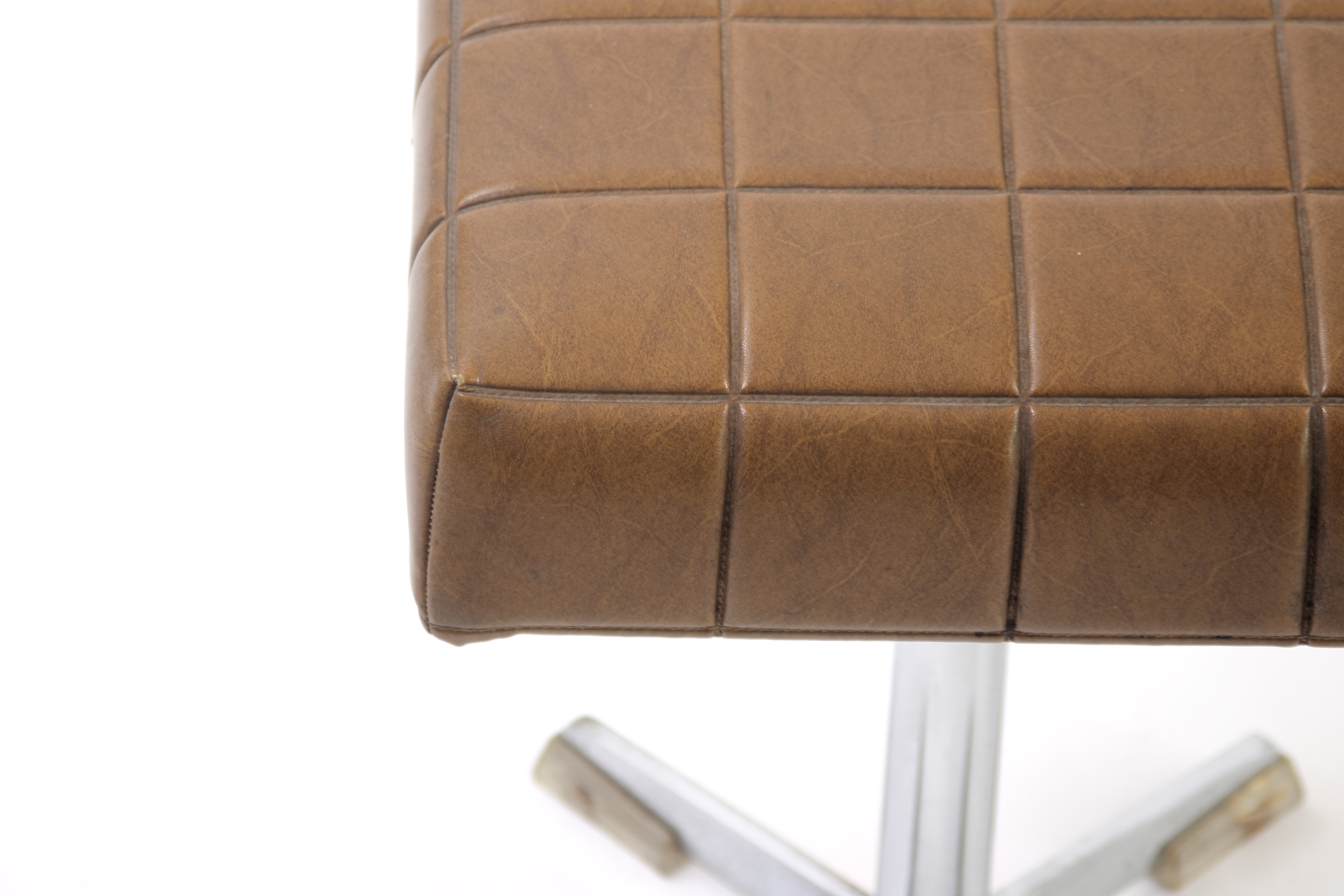 Swivel Chair Swivel Chair   60s   70s Stool Seat Chair