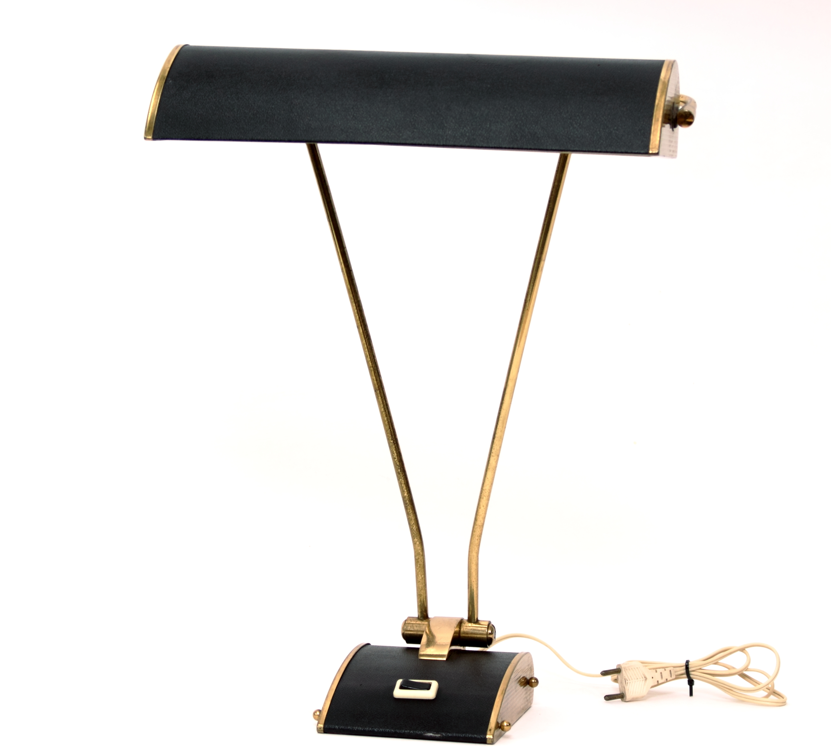 Eileen Gray Lamp Art Deco For Jumo France