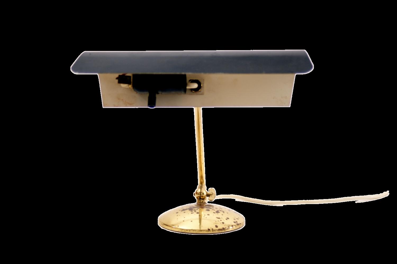lampe tischlampe schreibtischlampe designleuchte 50er 60er jahre vintage strandholzshop. Black Bedroom Furniture Sets. Home Design Ideas