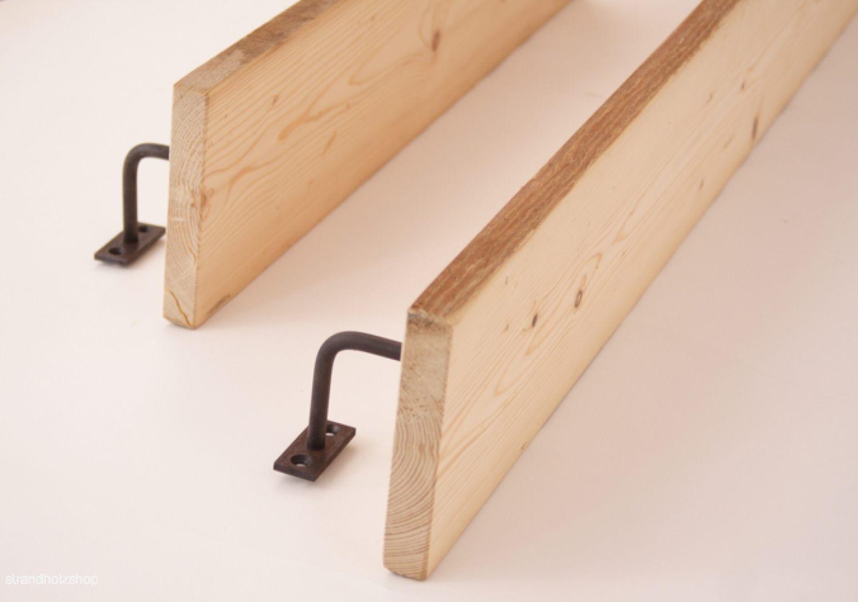 regal winkel halterung wandboard altholz garten wohnung. Black Bedroom Furniture Sets. Home Design Ideas