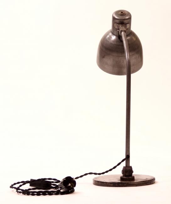 industrie lampe arbeitsleuchte tischlampe leselampe strandholzshop vintage interior design. Black Bedroom Furniture Sets. Home Design Ideas