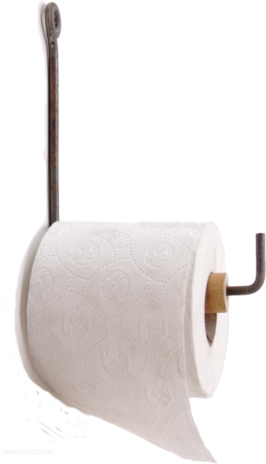 Paper holder toilet paper holder toilet bathroom iron