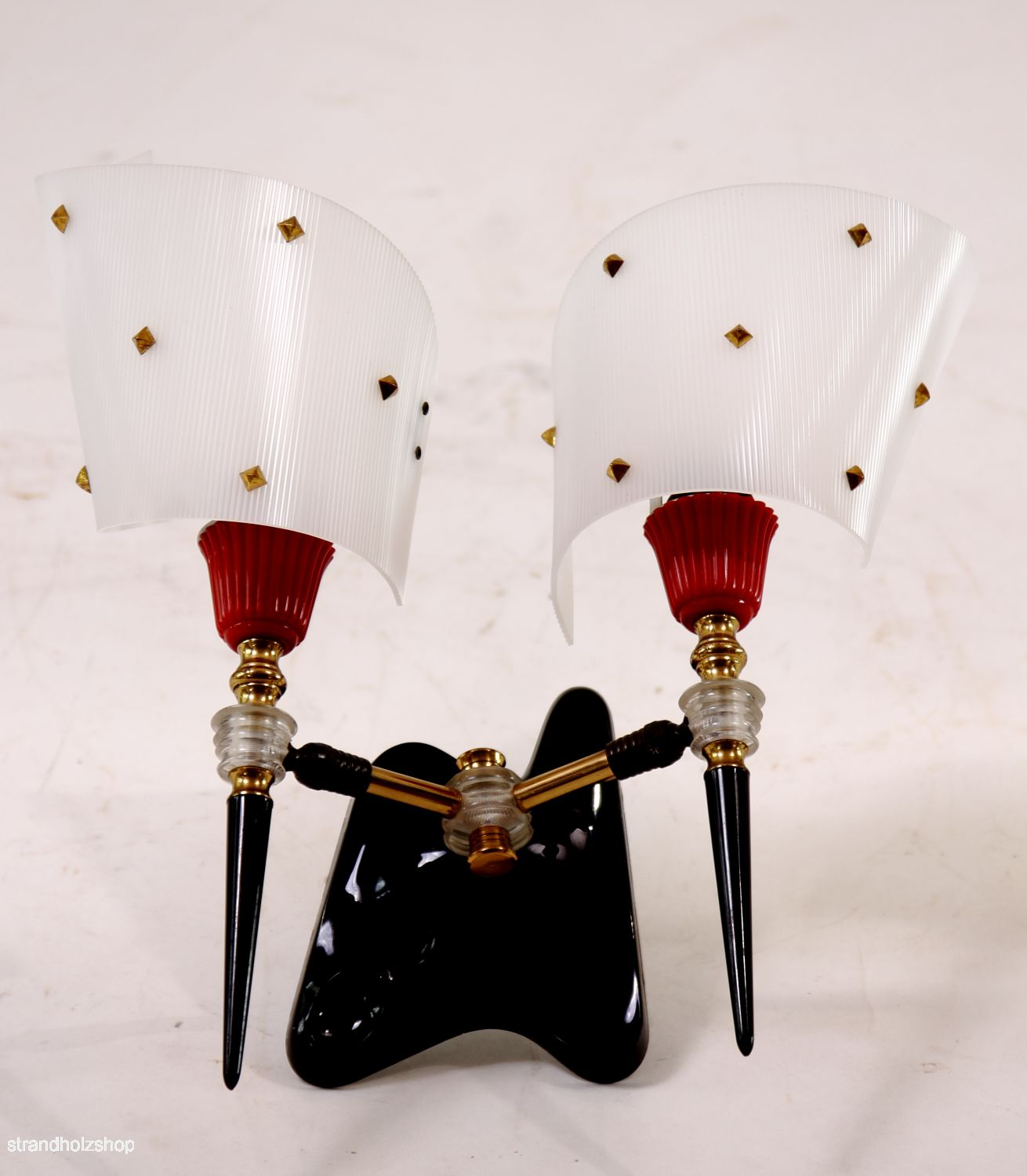 Midcentury wall light from France ca1950 & 60