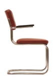 Bauhaus Mauser chair steel tubular chair